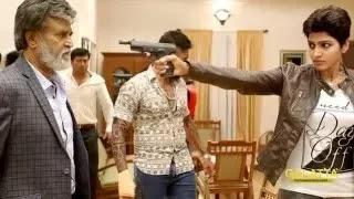 Thalaivar starts dubbing for Kabali