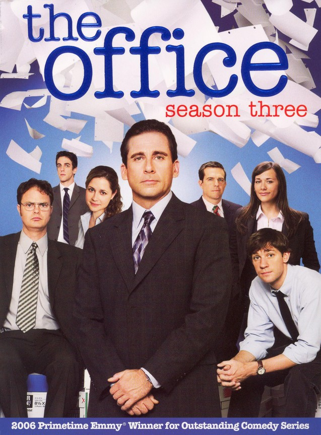 The Office - Season 3 Episode 12: Back from Vacation