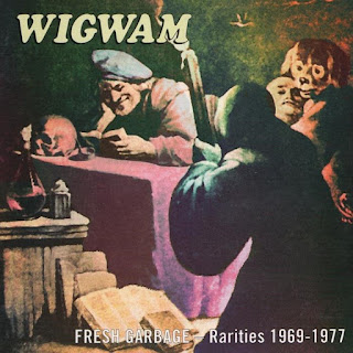Wigwam - 2000 - Fresh Garbage - Rarities 1969 - 1977