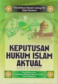 Buku Keputusan Islam Aktual | Toko Buku Aswaja Surabaya