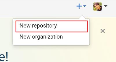 BEGini CaRa UPlOAD PrOject Program Aplikasi di GitHub Repository Menggunakan AIDE