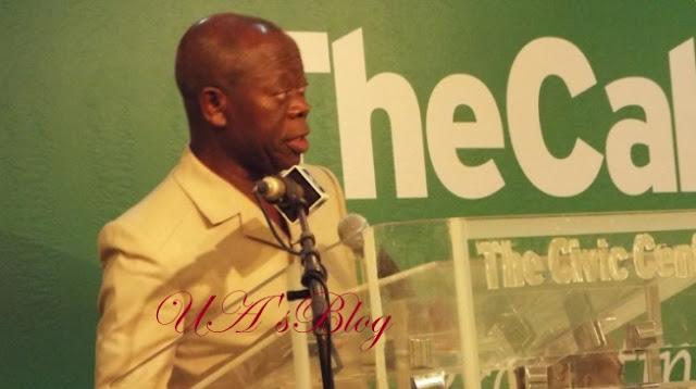 EXTRA: No matter how small I am, I have a postal address, says Oshiomhole