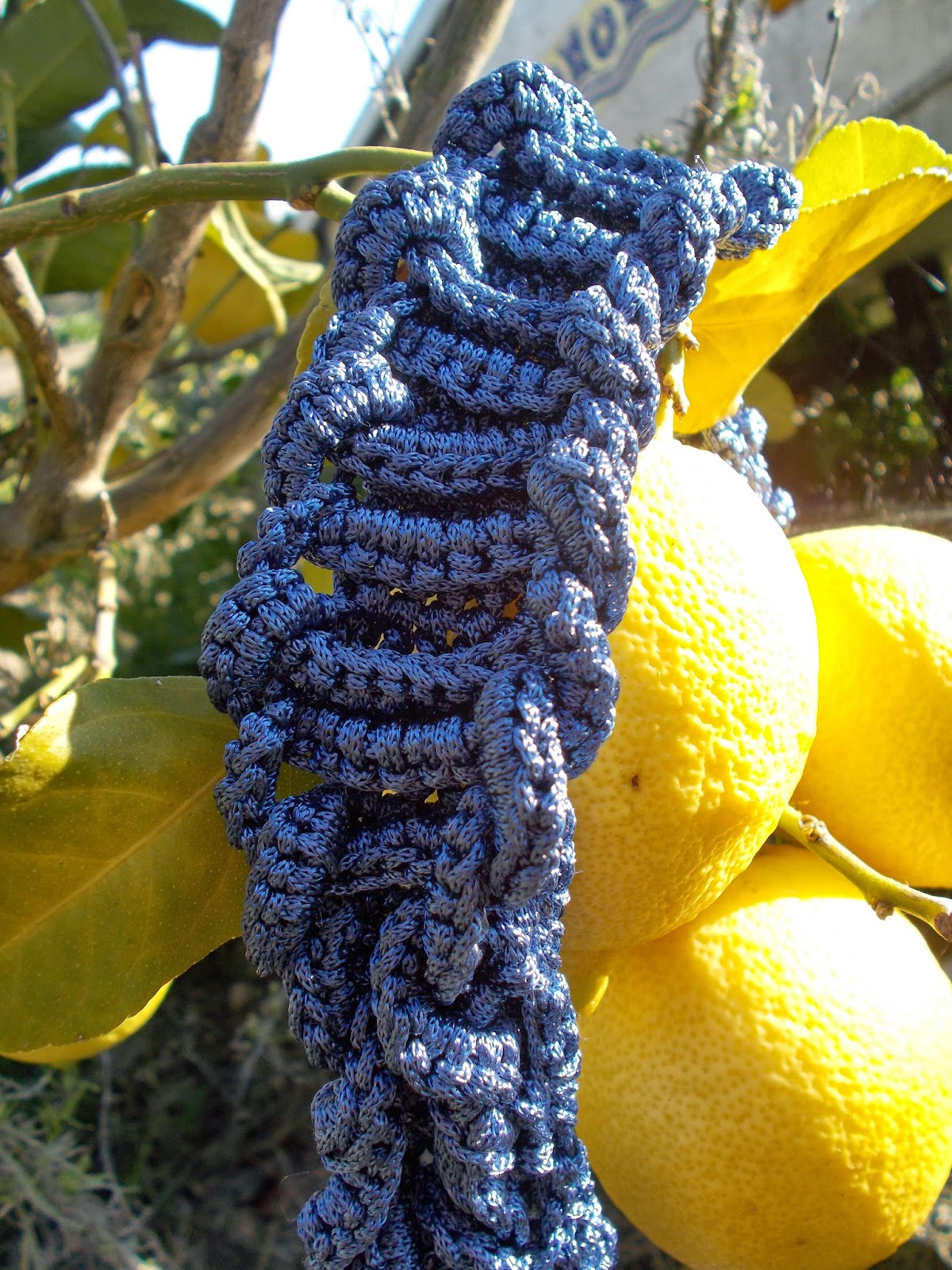 free crochet belt pattern, free crochet plaited belt pattern
