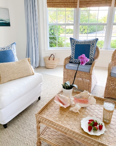 Rattan Furniture for Coastal Living