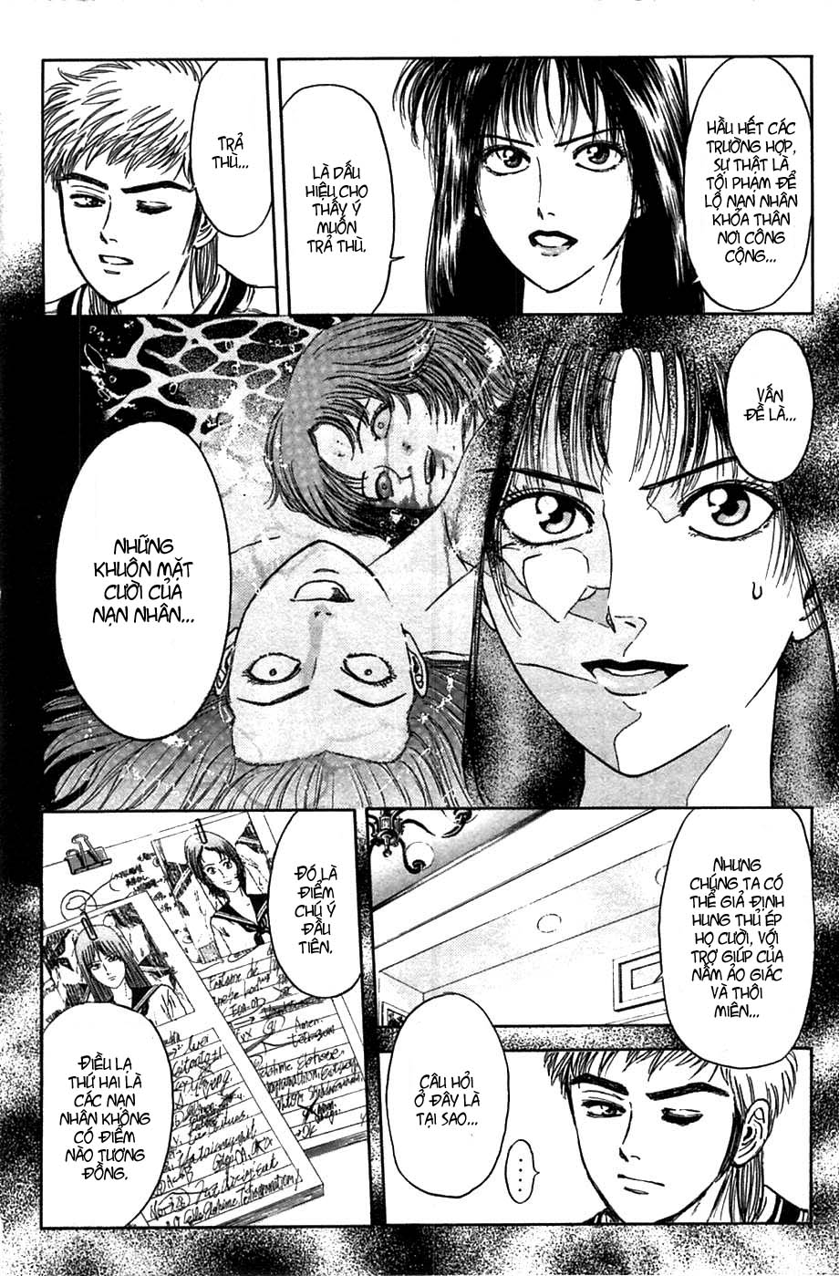 Psychometrer Eiji chapter 37 trang 13
