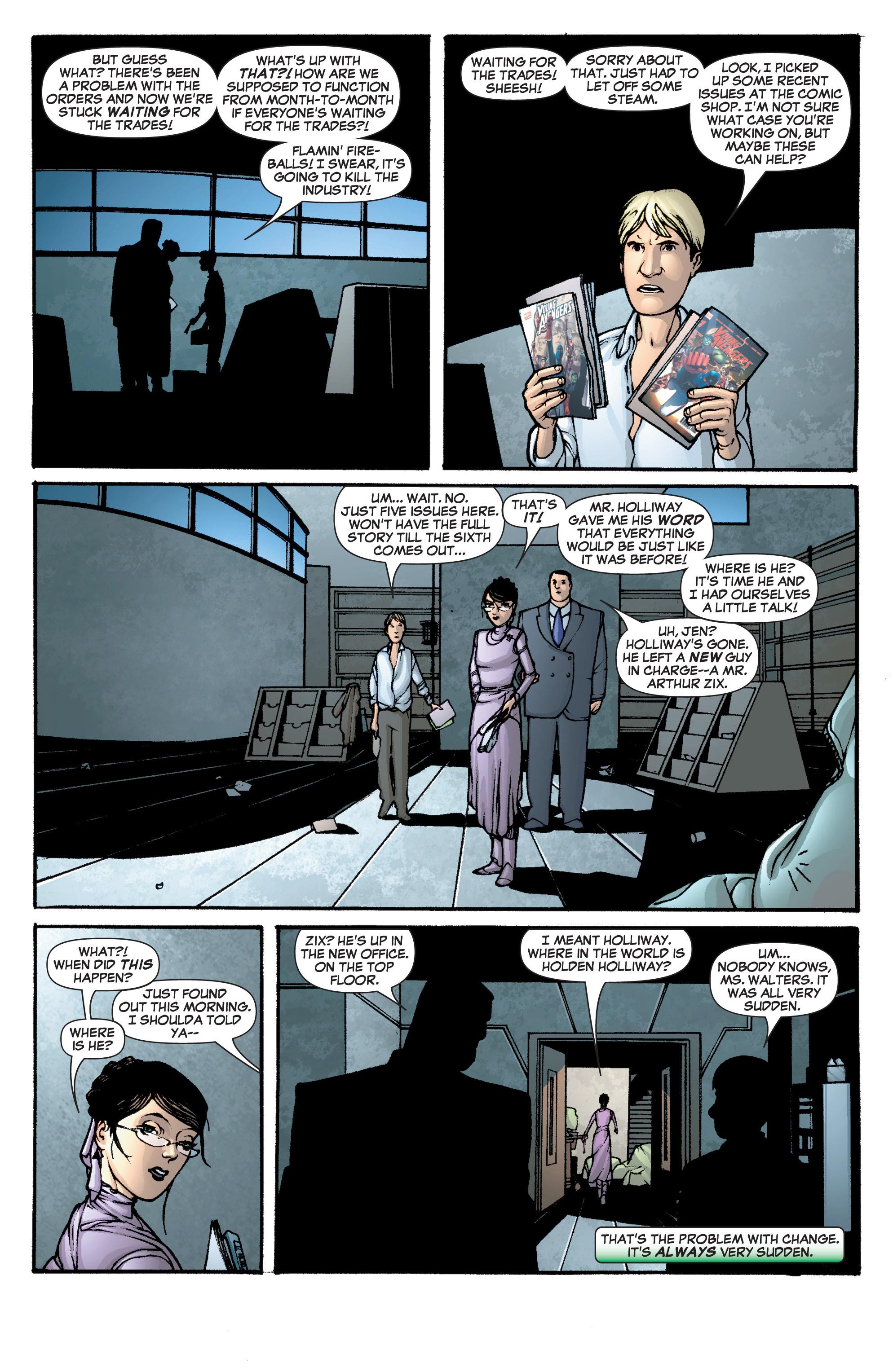 Read online She-Hulk (2005) comic -  Issue #1 - 9