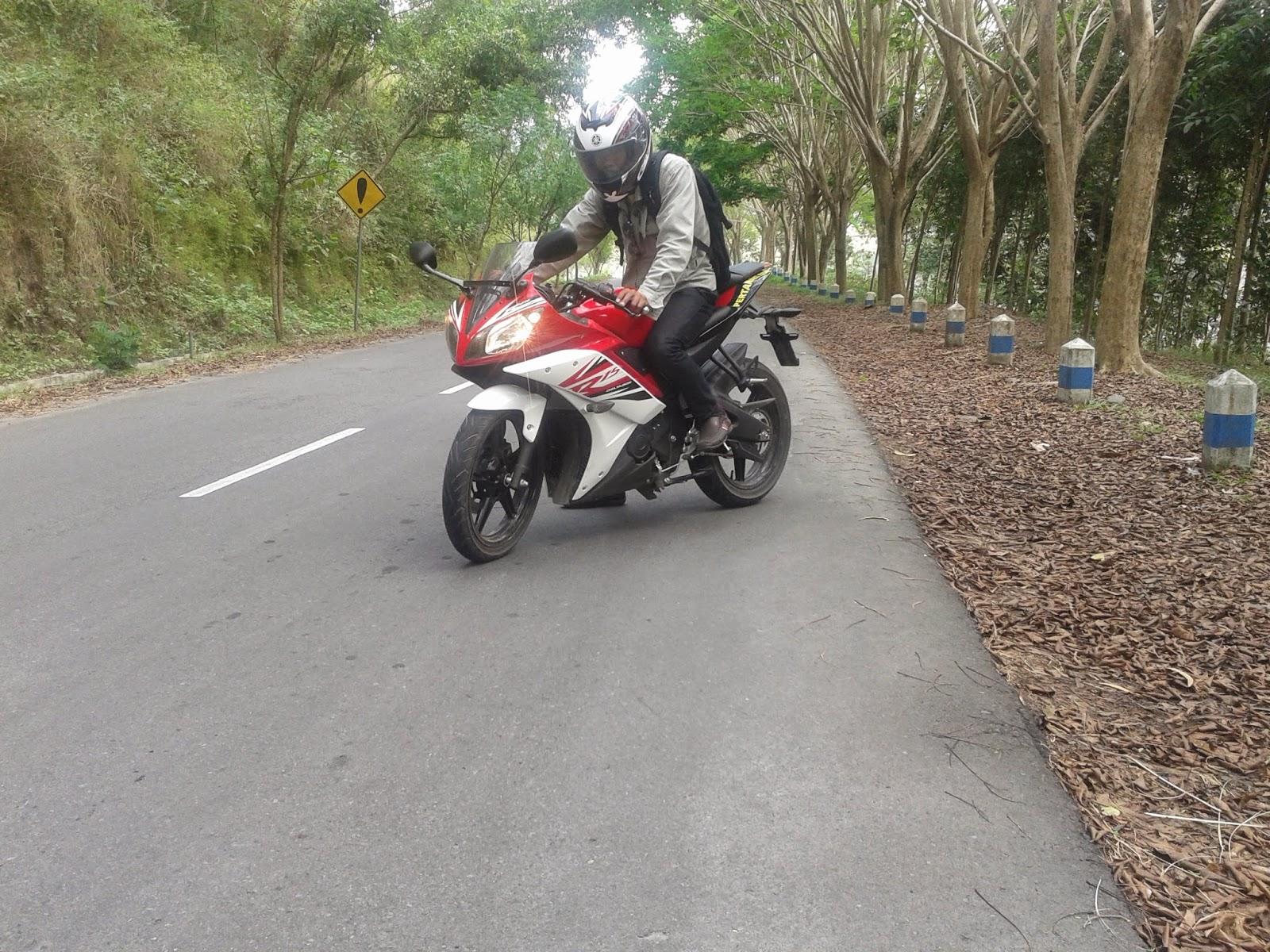 Kawasaki Ninja R15?