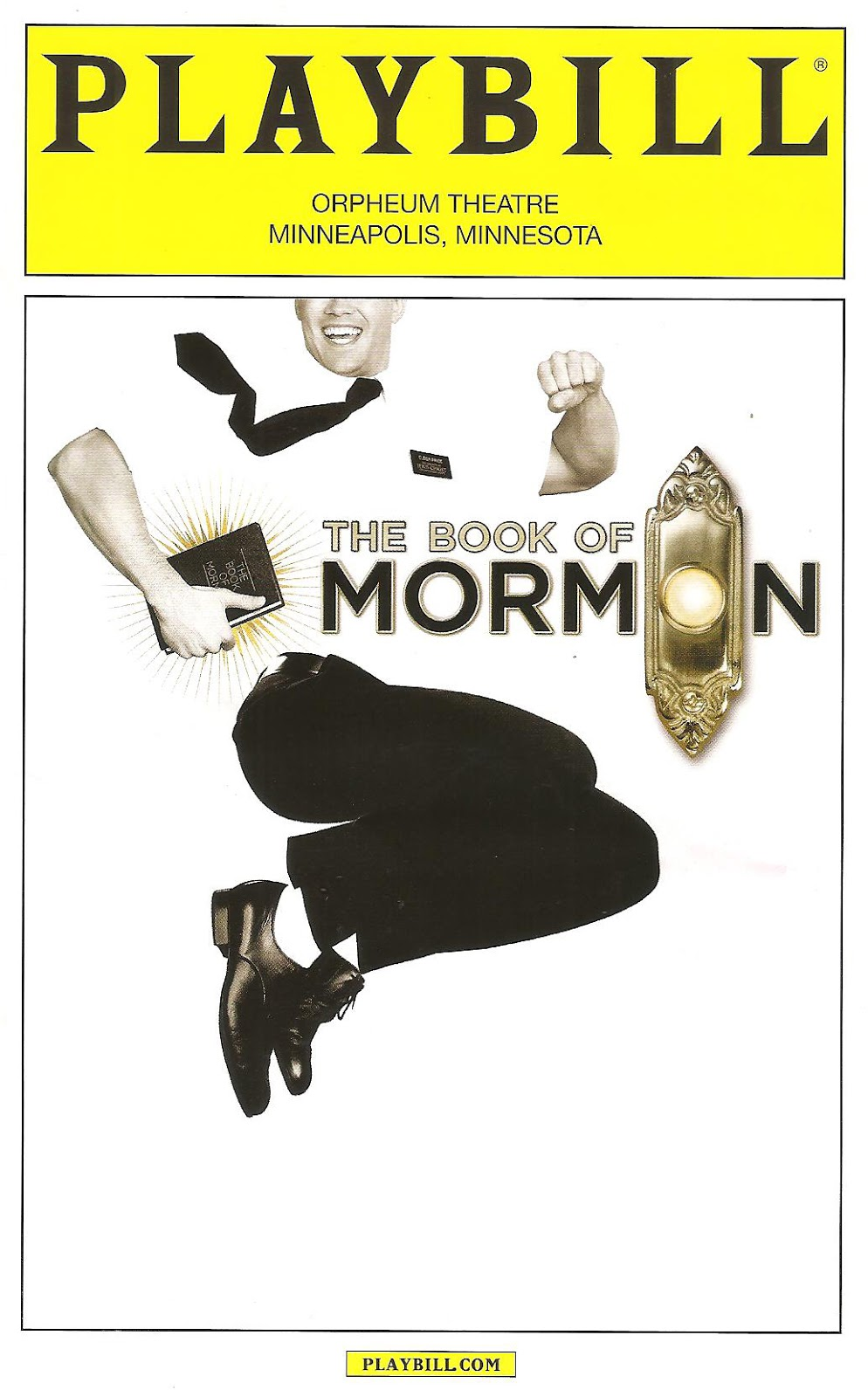 The book of mormon minneapolis