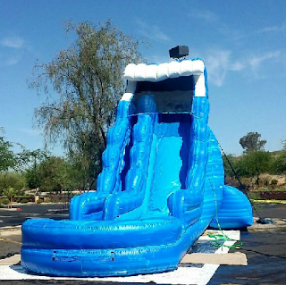 huge water slide rentals in AZ
