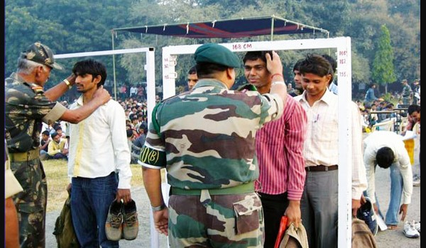 Siddharth Nagar Army Rally, Indian Army Rally, Open Bharti Rally