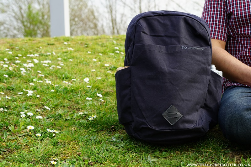 Kibo 22 RFiD Travel Backpack from Lifeventure