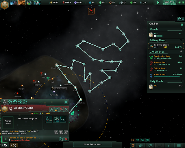 Exploring   Stellaris Screenshot