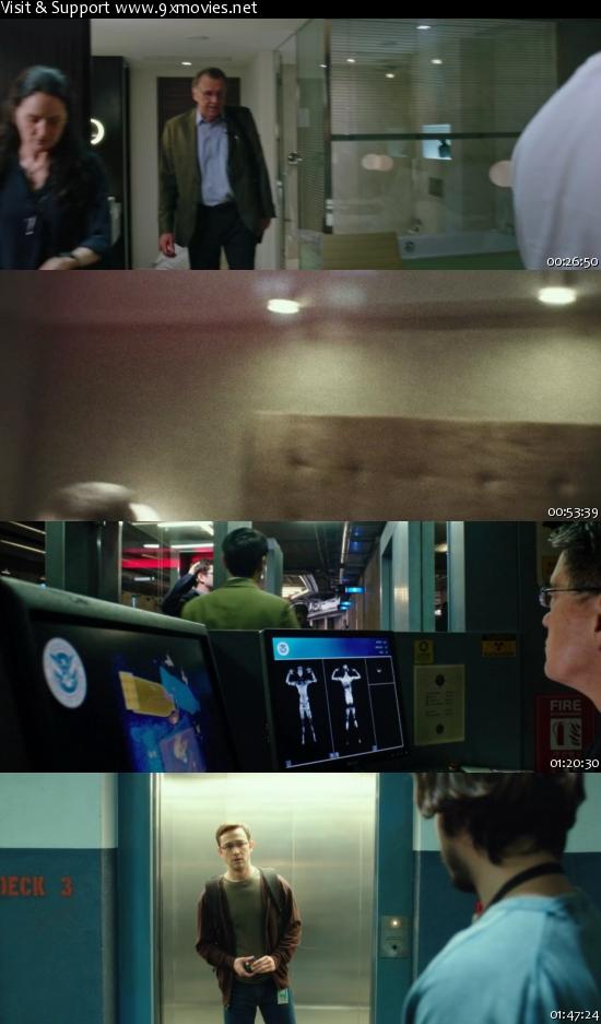 Snowden 2016 English 720p WEB-DL