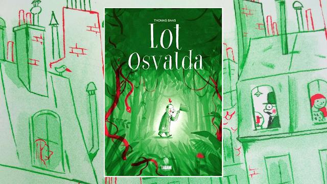 "Thomas Baas ""Lot Osvalda"" / recenzuje Marta Szloser"