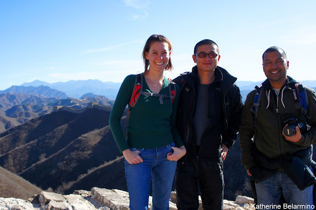 Cheney Wu Great Wall Adventure Club
