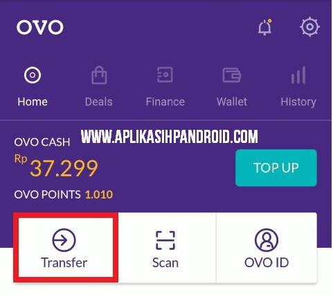 Cara Transfer Saldo dari Akun OVO ke Semua Rekening Bank 2