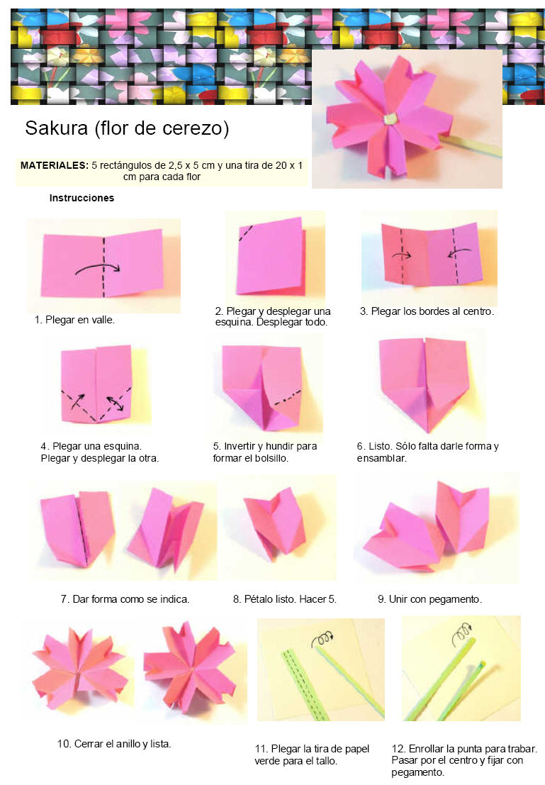 Origami Modular En Argentina 2011