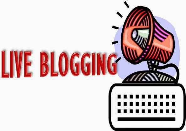 How To Do Live Blogging In Blogger/Blogspot