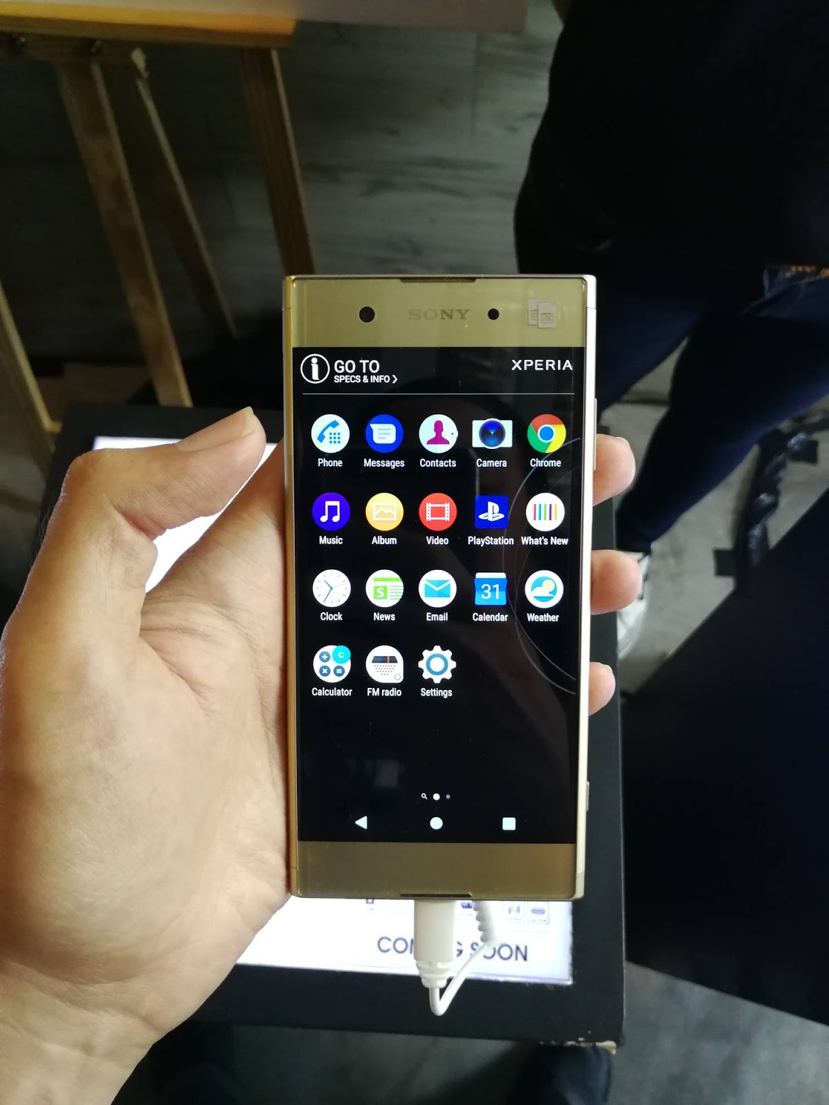 Sony Xperia XA1 Plus First Look, Camera Samples, Probable Release