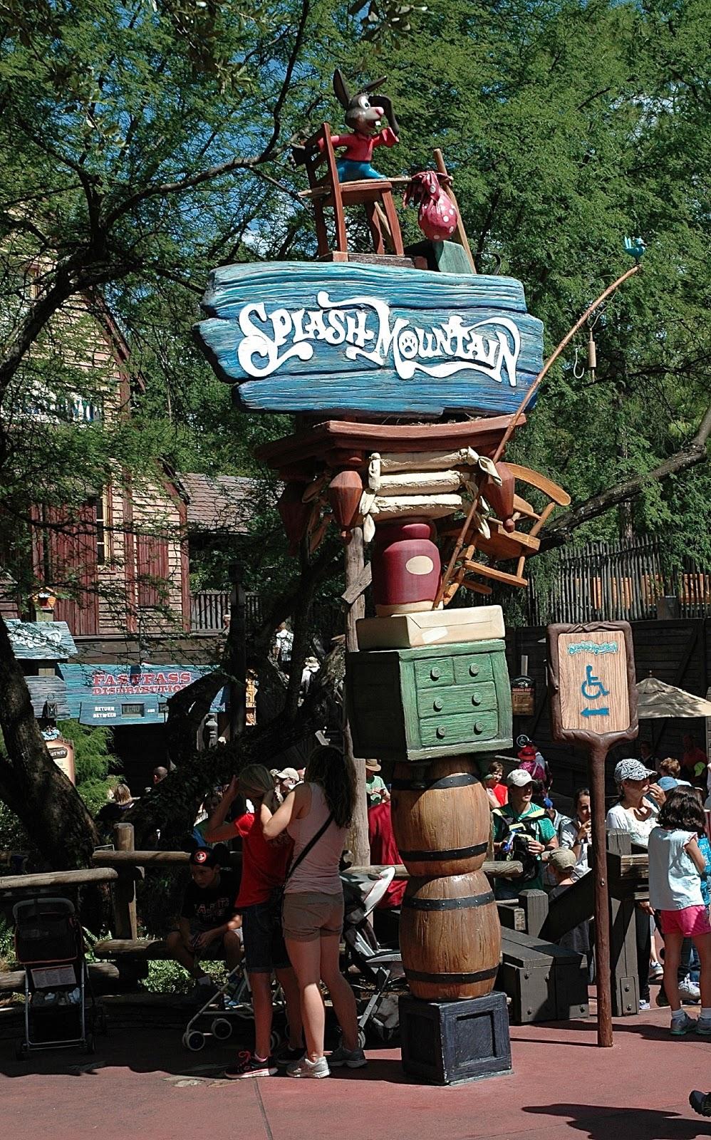 Walt Disney World - Travel: Did You Know...Splash Mountain