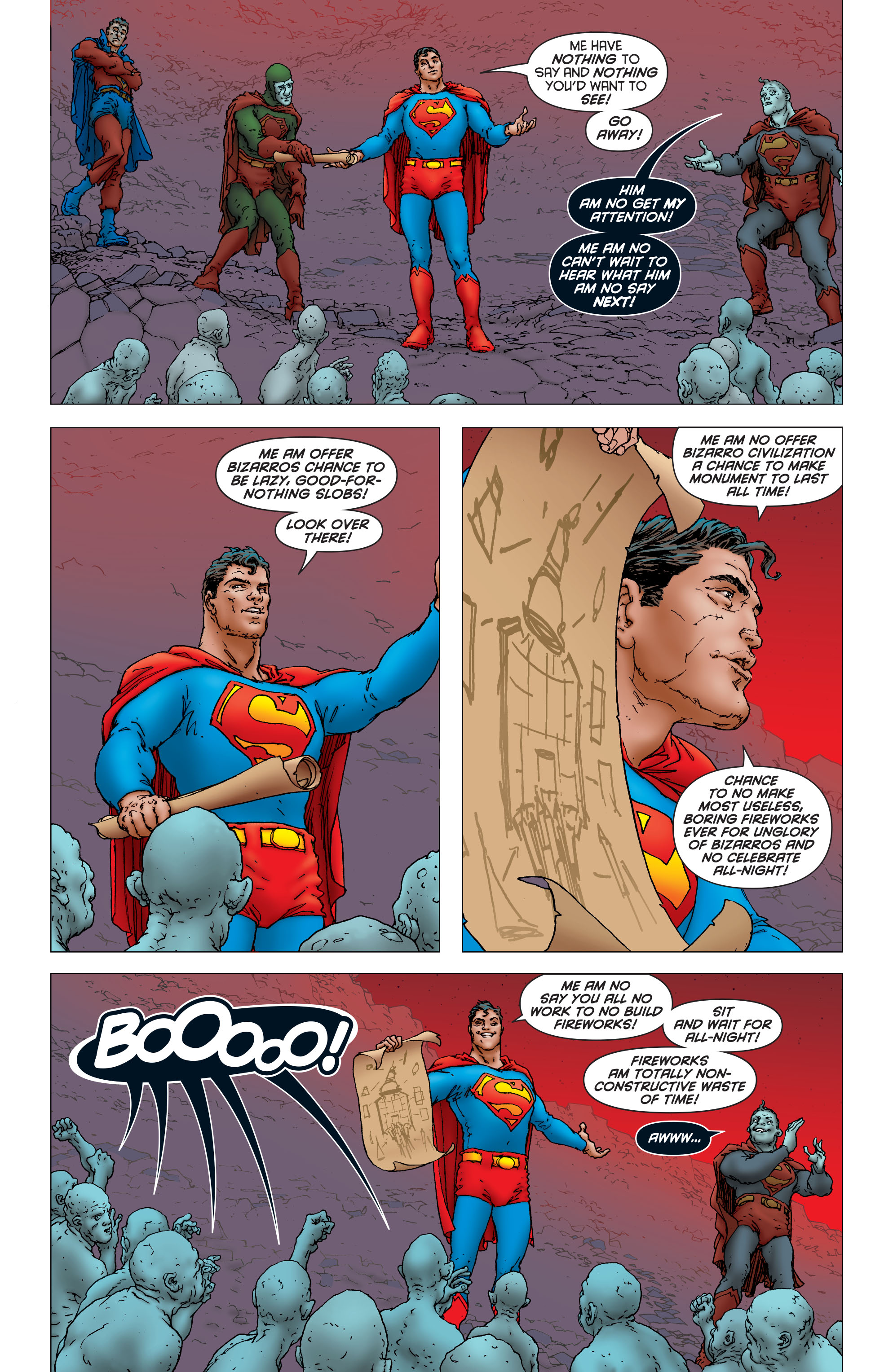 Read online All Star Superman comic -  Issue #8 - 11