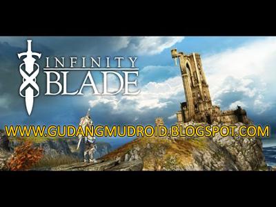 Free Download Infinity Blade Saga v1 1 156 Apk + Data Full