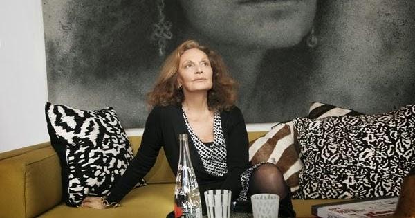 Diane Von Furstenberg Quote: That's Not My Age: Quote Of The Week: Diane Von Furstenberg