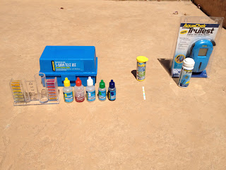 Wine Country Pools And Supplies How To Check Pool Chemicals