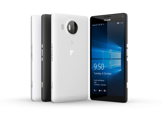 Specifications of Microsoft Lumia 950 XL Windows 10 Mobile