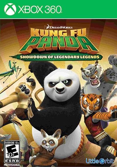Kung Fu Panda Showdown (XBOX) Games Download