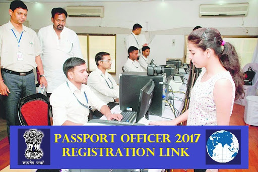 Passport Officer Job Recruitment 2017  17,760+ Post Vacancies : Salary-95,000P.M  - Apply Now
