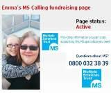 Please Donate to MS Trust