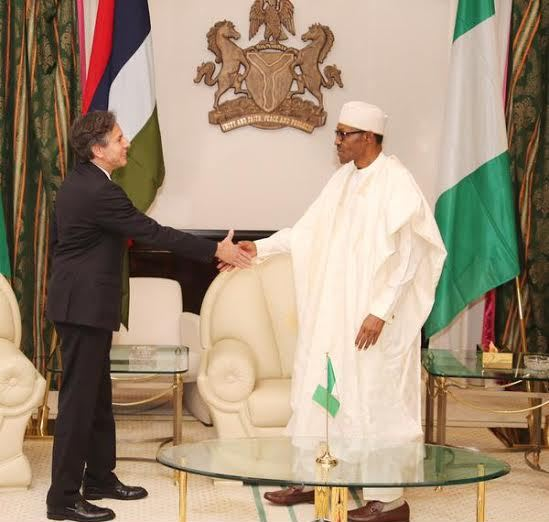 nigeria and america relationship with japan