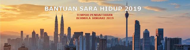Bantuan Sara Hidup 2019