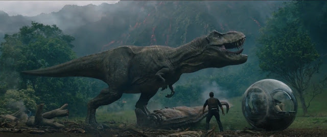 Review | Jurassic World: Fallen Kingdom | 2018