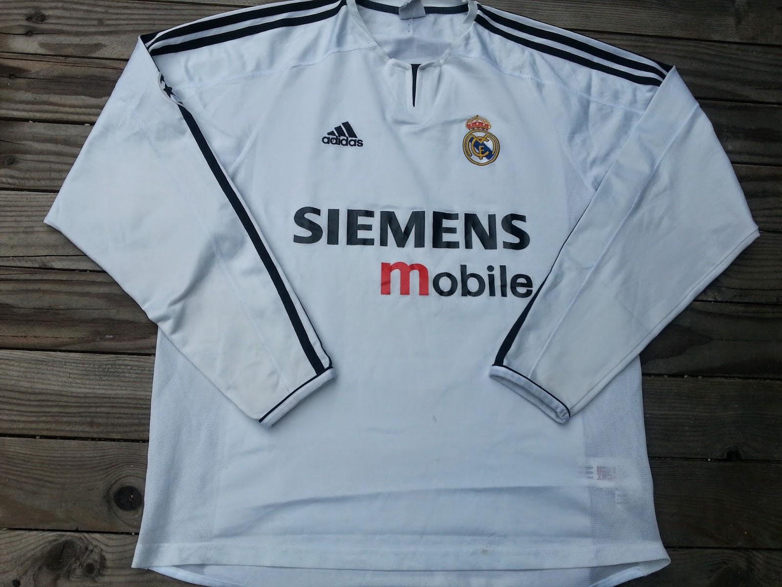 more photos 87002 1cde1 value wardrobe: jersey real madrid champion league away ...