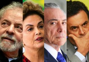 Advogados de Temer, Lula, Dilma e Aécio se unem em manifesto