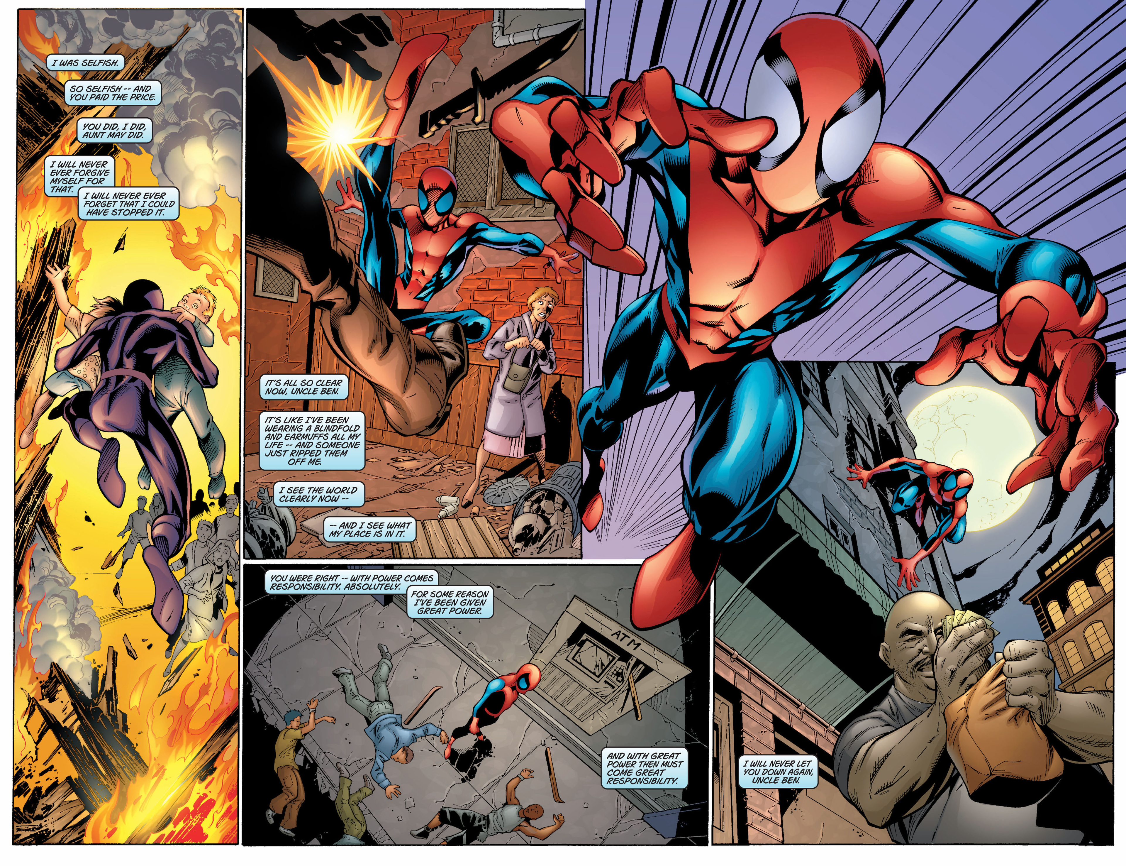 Spider-Man Character Study ― The Ultimate Essay RCO019