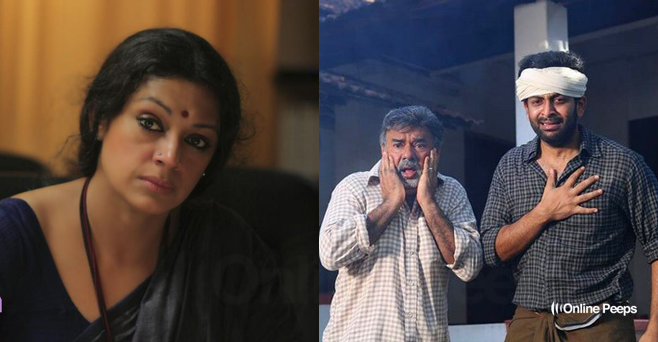 I Can't Act As Mother Of Prithviraj , But Can Sister's Role ; Shobhana