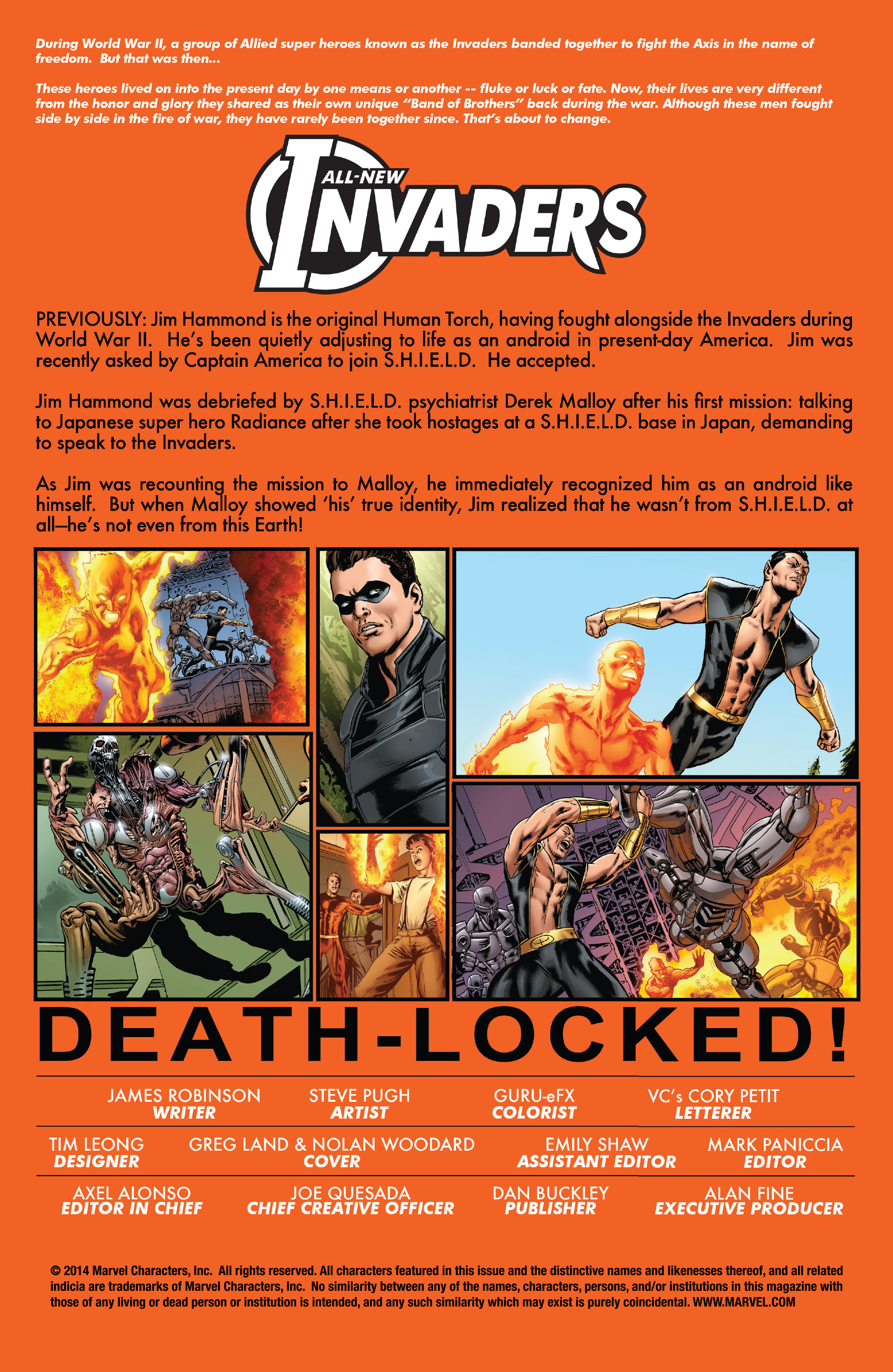 Read online All-New Invaders comic -  Issue #8 - 2