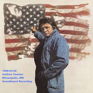 Johnny Cash - 1989-03-20 - Minneapolis, MN (SBD)