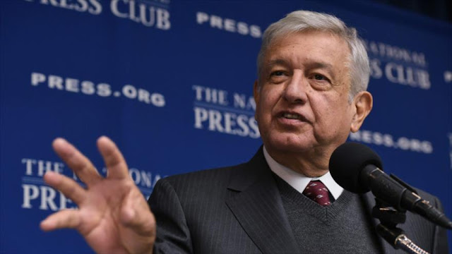 Obrador exige a EEUU guardar silencio sobre elecciones en México