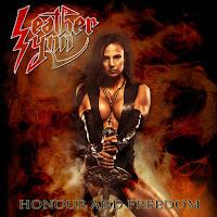 """Το βίντεο των Leather Synn για το τραγούδι """"Honour and Freedom"""" από το ομότιτλο single"""