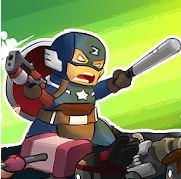 Captain Zombie: Avenger Mod Apk