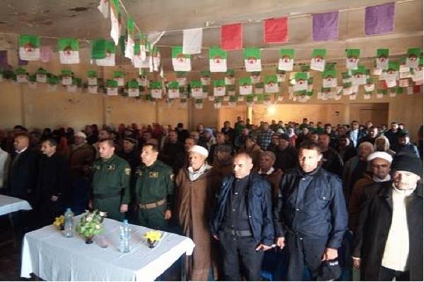 جمعية الهدى تتذكر ضحايا الحرس البلدي ببلدية المرسى