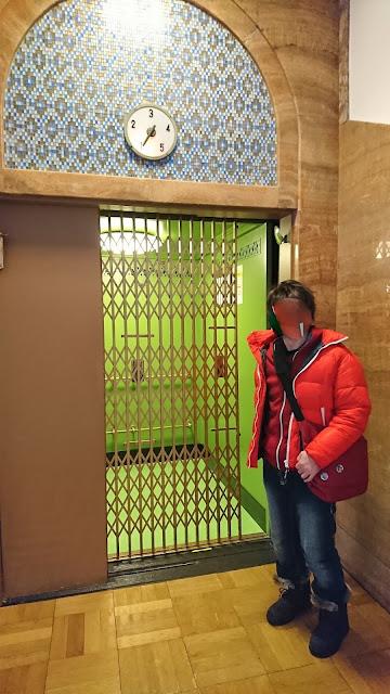 北海道 函館市地域交流まちづくりセンター GLAY エレベーター