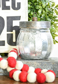 Dollar Tree, Candy jar, Christmas decor