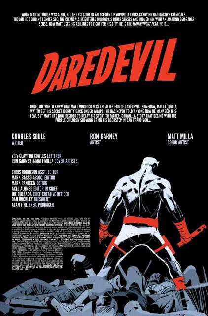 DAREDEVIL 18