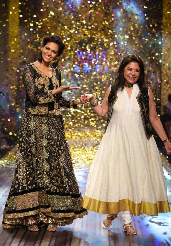 Ritu Kumar Couture Ss 2013 Wifw Delhi Style Blog