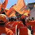 Renuncian militantes a Movimiento Ciudadano para apoyar a Morena